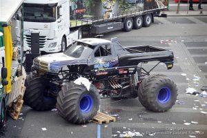 Haaksbergen monster truck