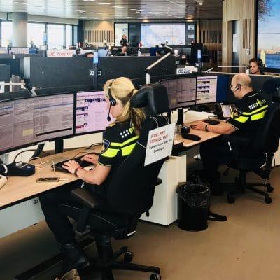 Meldkamer Rotterdam geopend